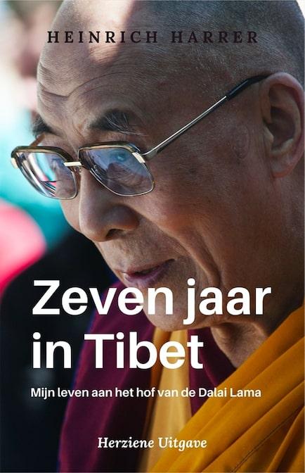 Zeven jaar in Tibet (pre-order)