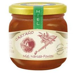 Miel de Castaño 250 gr