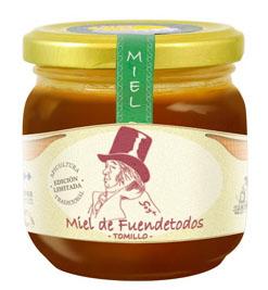 Miel de Tomillo 250 gr