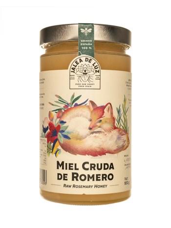Miel de Romero cruda 950gr