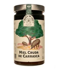 Miel cruda de Carrasca 950 gr