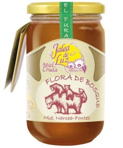 Flora of the Forest Honey 500 gr