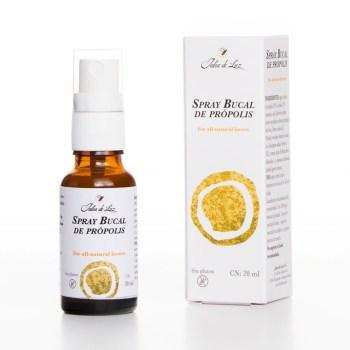 Spray bucal de Própolis