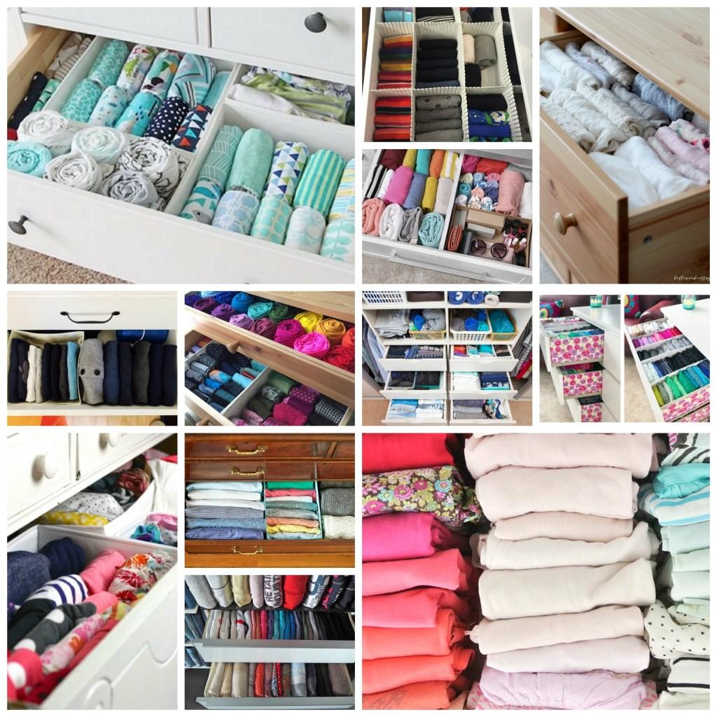 Japaner lieben das Falten, ob Papier oder Kleidung egal, hauptsache klein und kompackt