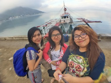 Arrived at Anilao Port