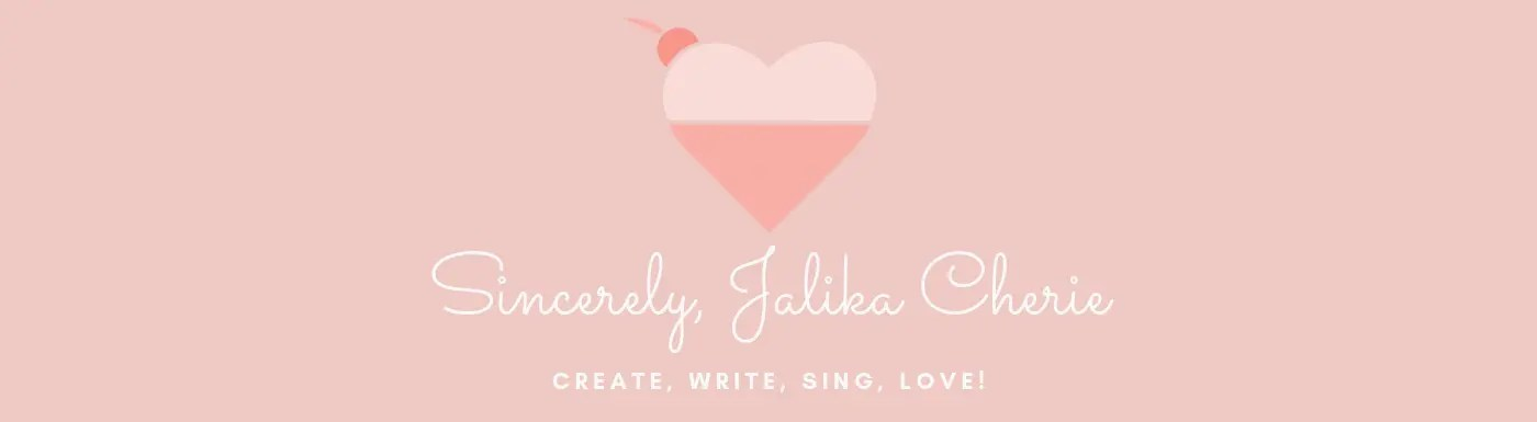 Sincerely, Jalika Cherie