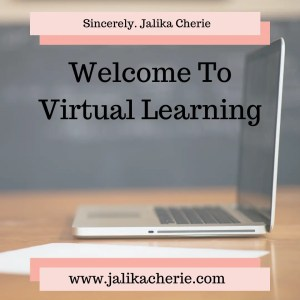 Welcome Back To Virtual Learning