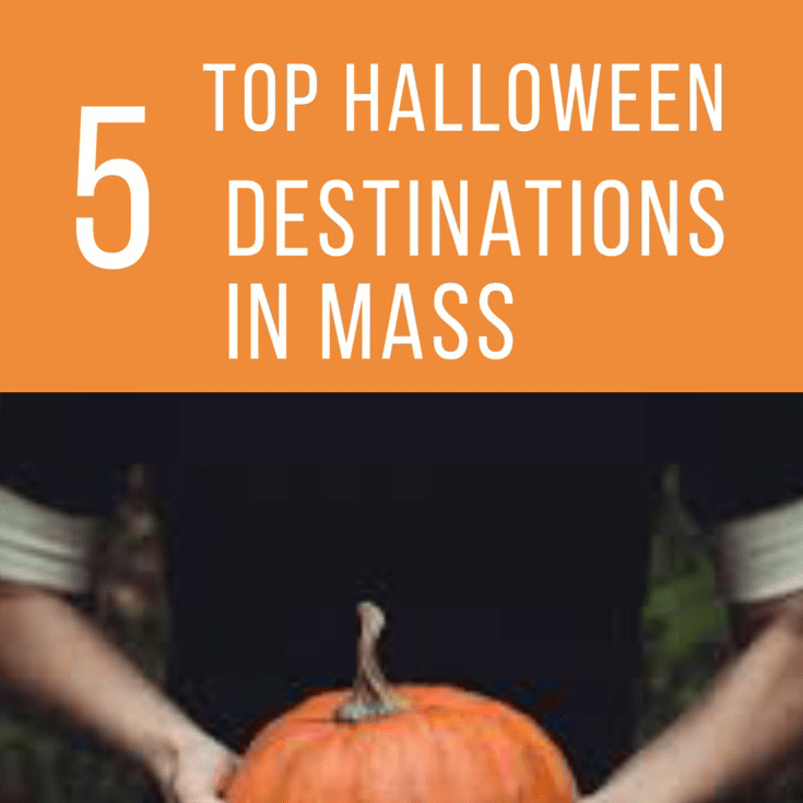 Top 5 Halloween Destinations In Mass To Visit