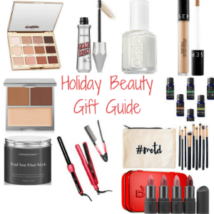 Holiday Beauty Shopping Guide