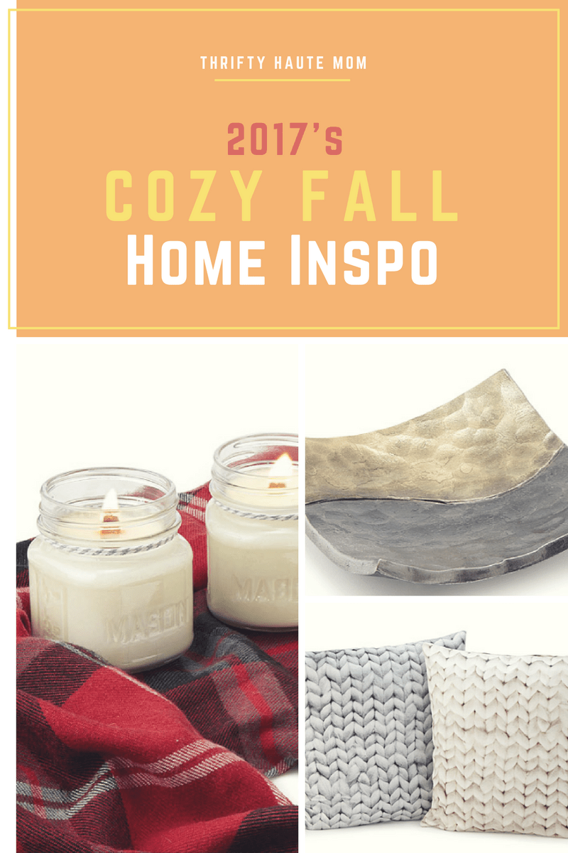 Cozy Fall Inspired Home Ideas
