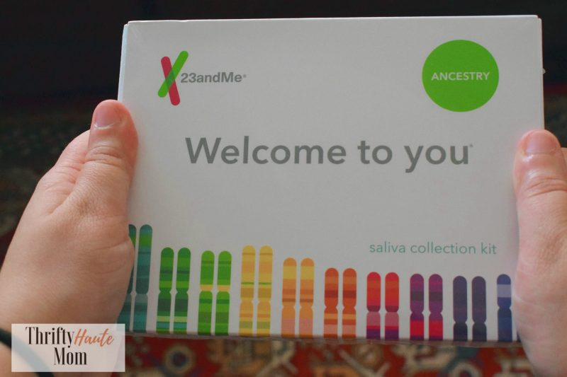 23andMe Welcome Kit