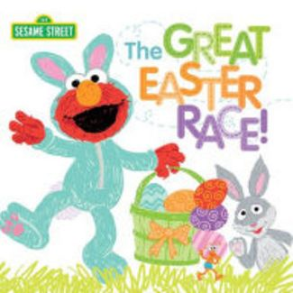 Elmo Easter Preschool Book