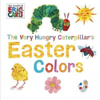 Hungry Caterpillar Preschool Kids Easter Book