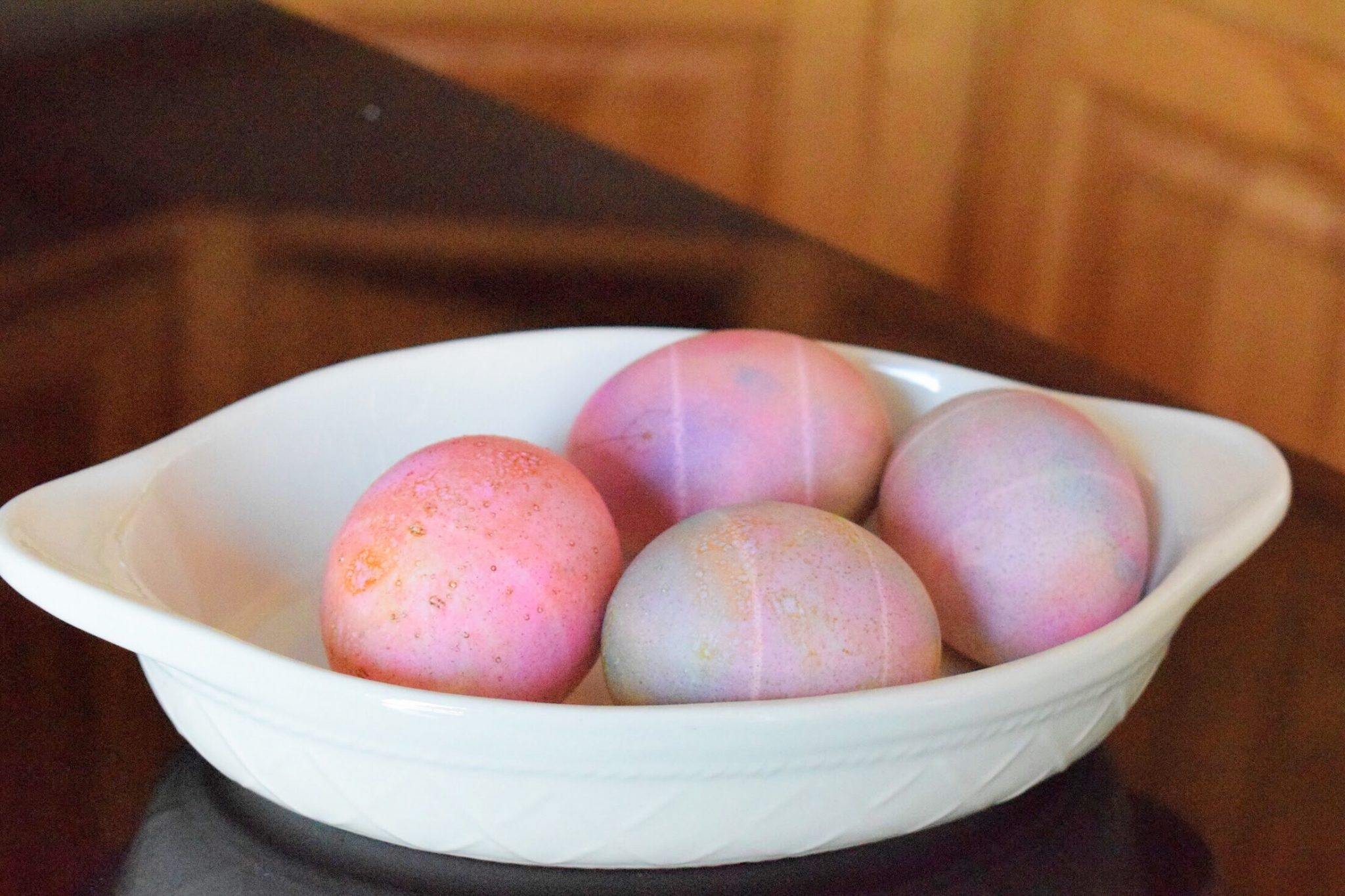 The Easiest Liquid Free Easter Egg Coloring