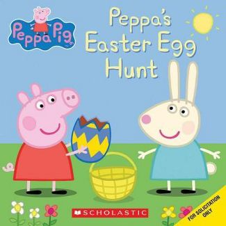 Peppa Easter Preschool Book