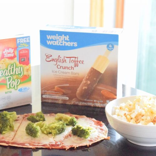 weight watchers healthy lunch