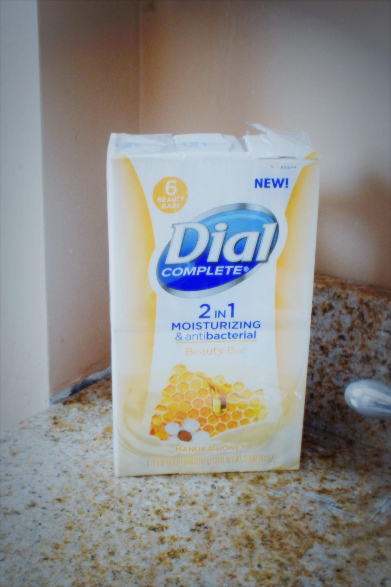 Dial 2 in 1 Cleanup