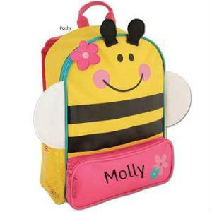 Monogrammed Kids Backpacks