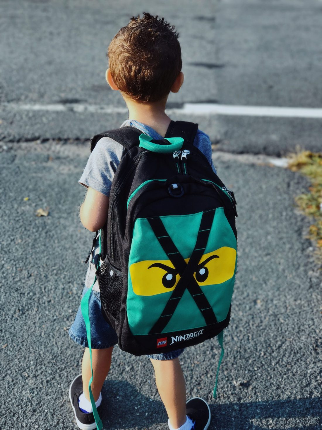 Lego Ninjago Back TO School Backpack