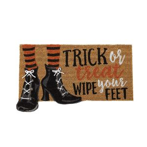 Halloween Favorites Doormat
