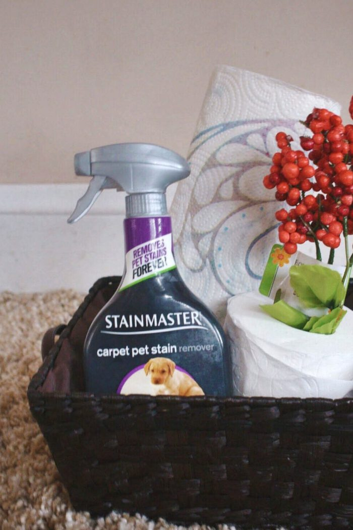 Why you need to create a clean-up station during the holidays