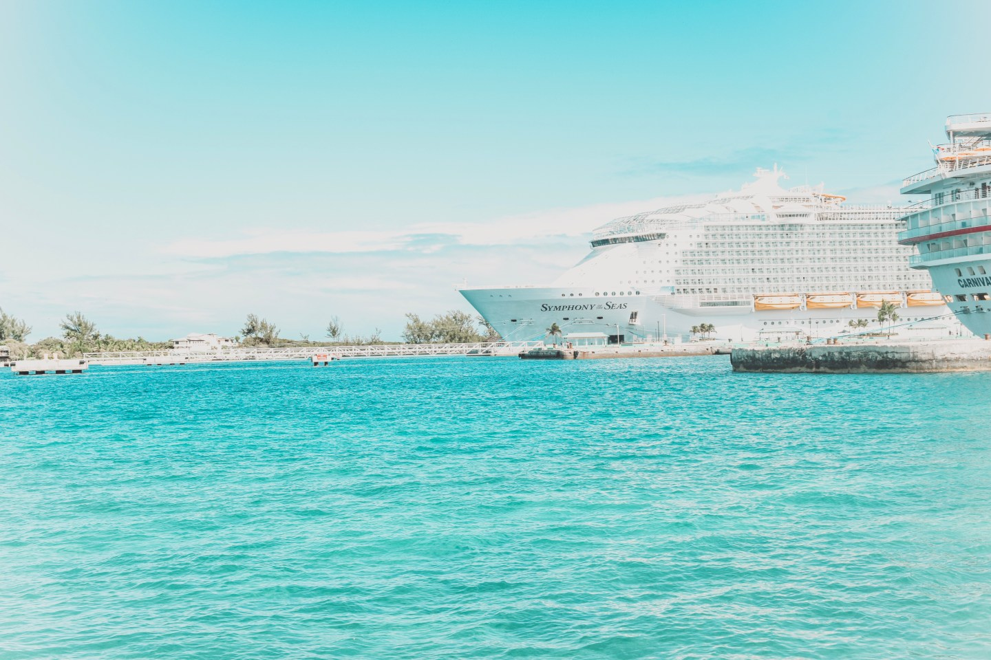 Travel with kids: Royal Caribbean Symphony Of the seas