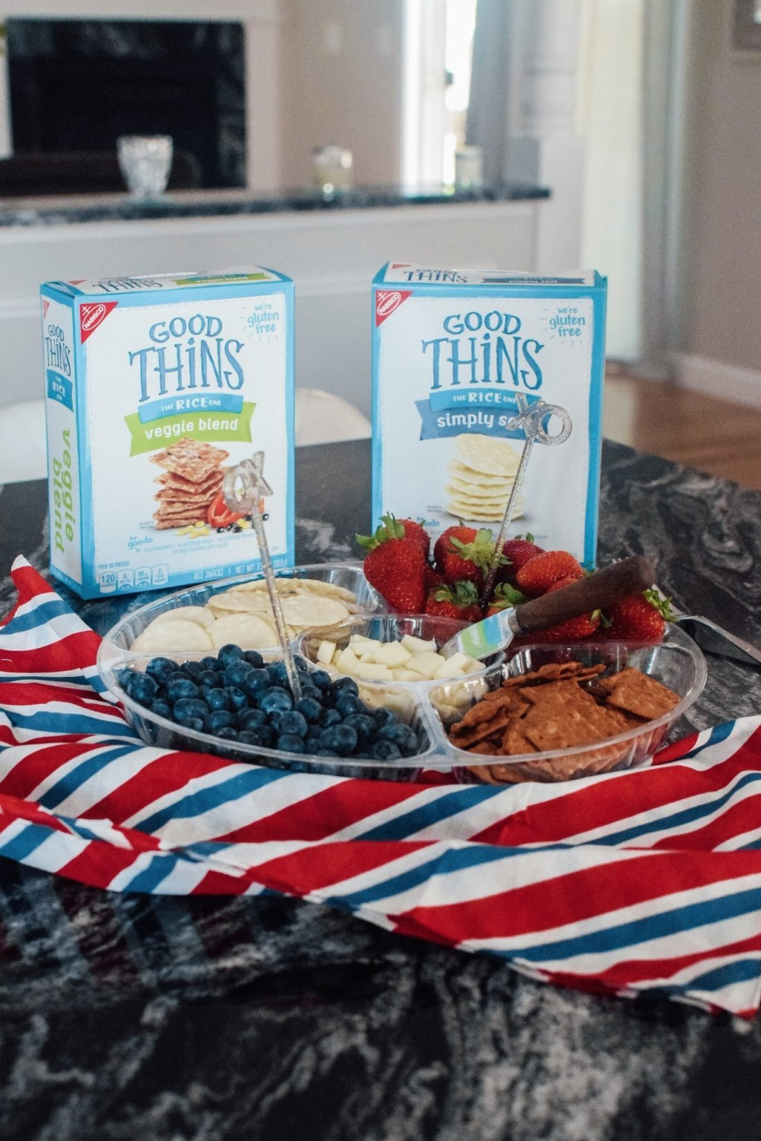 GOOD THiNS Gluten-Free Snack Bar- Jalisa Harris