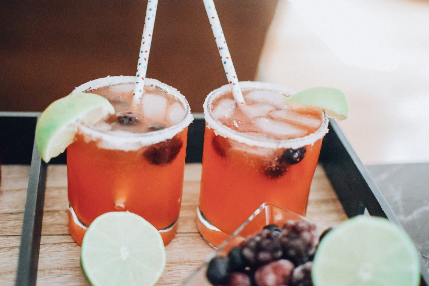 Cherry Limeade Margarita Non-Alcohol Recipe