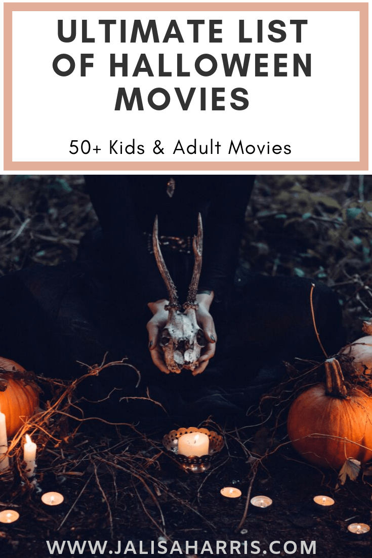 Ultimate List Of Halloween Movies