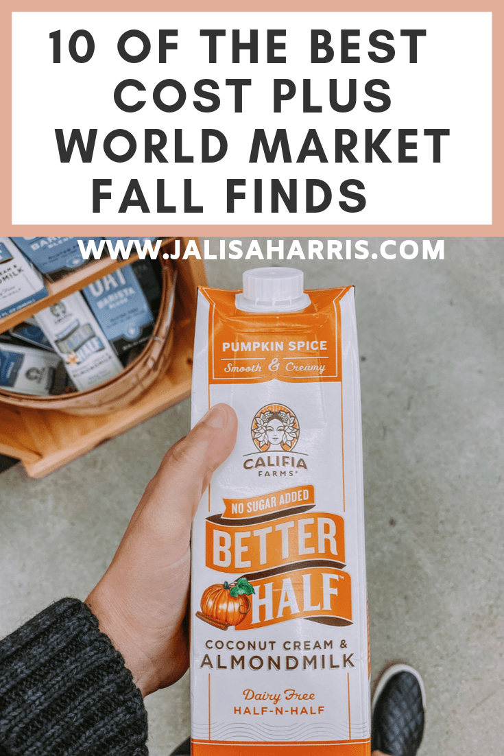 10 of the best Cost Plus World Market Fall Finds