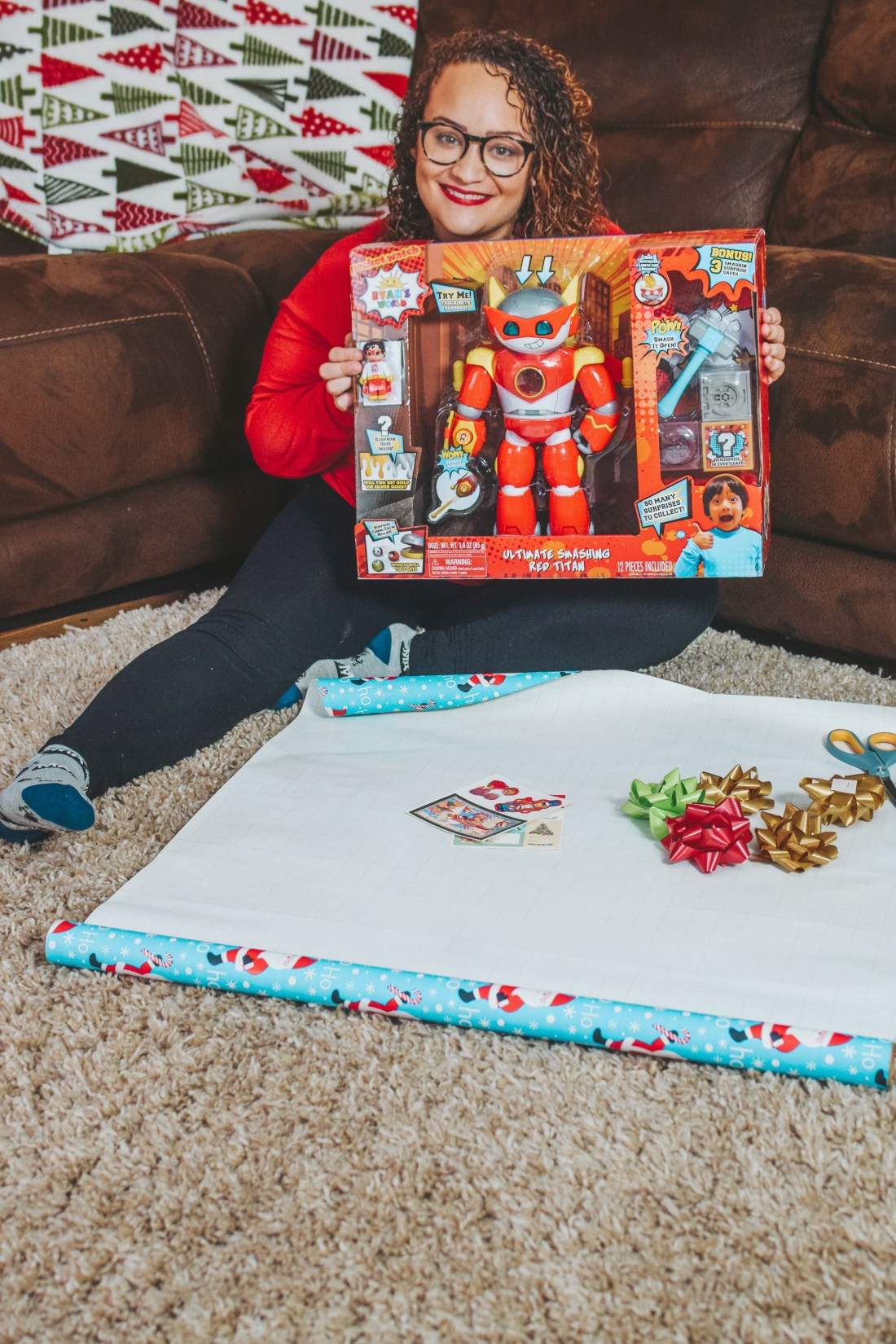 Ultimate Smashing Red Titan Gifts For 6-Year-Old Boys