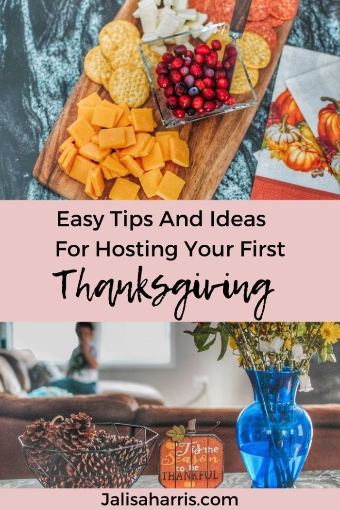 Thanksgiving entertaining ideas from Stop & Shop