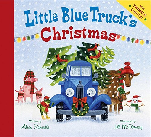 Little Blue Trucks Christmas Book