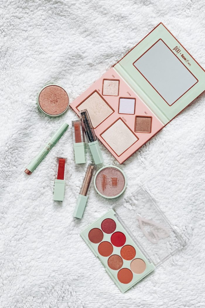 Pixi Beauty Holiday Makeup Pics: Pixi Pretties Collection