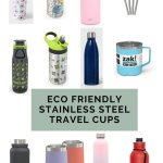 eco friendly stainless steel cups