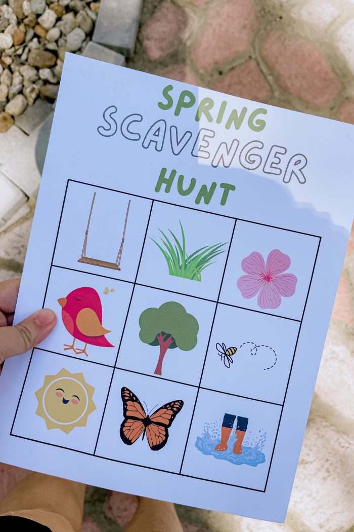 Kids Spring Outdoors Activities: 21 things to do this week