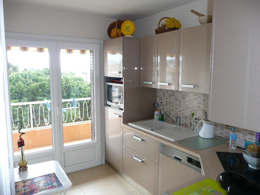 Vente appartement sanary 3 pices de 80 m  garage  cave et ascenseur Agence Orpi  Agence Cabanis