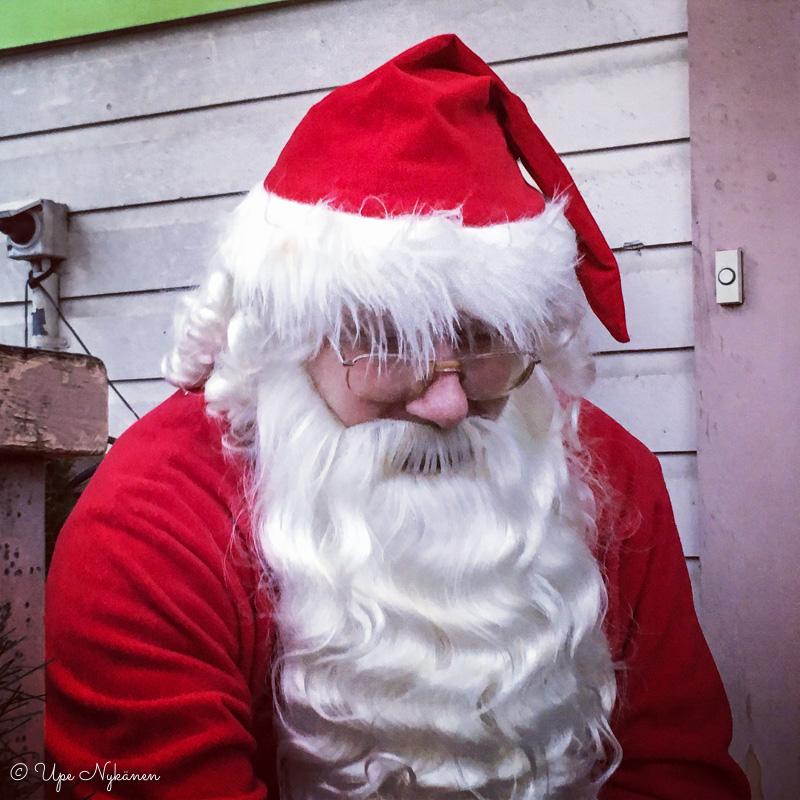 Joulupukki, Tammisaari