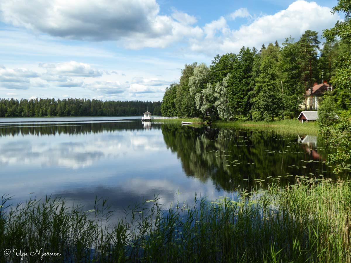Alinen Rautjärvi, Evo.