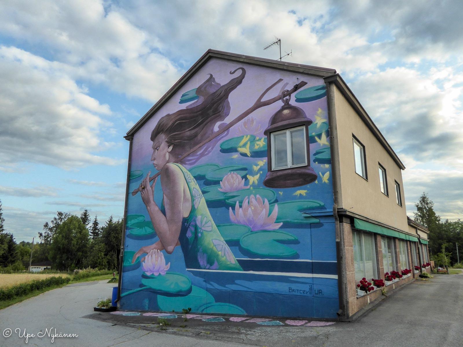 Kavellen Halki Suomen 14 Padasjoki Kuhmoinen Jalkaisin