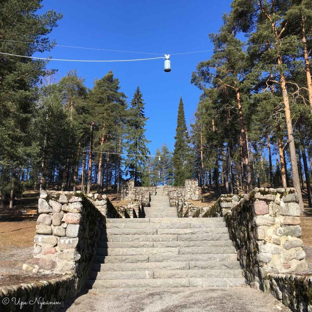 Harjun portaat, Jyväskylä