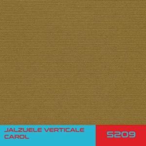 Jaluzele verticale CAROL cod 5209