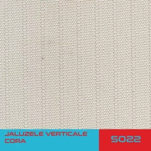 Jaluzele verticale CORA cod 5022