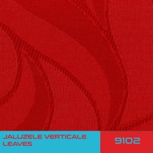 Jaluzele verticale LEAVES cod 9102
