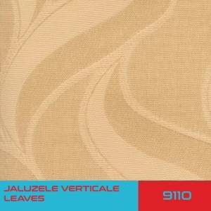Jaluzele verticale LEAVES cod 9110