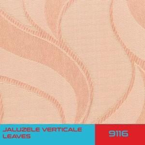 Jaluzele verticale LEAVES cod 9116
