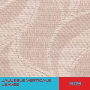 Jaluzele verticale LEAVES cod 9119