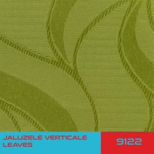 Jaluzele verticale LEAVES cod 9122