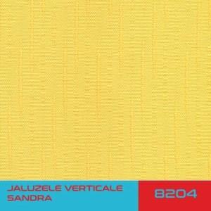 Jaluzele verticale SANDRA cod 8204
