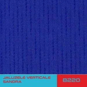Jaluzele verticale SANDRA cod 8220